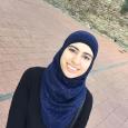 Dina Fayes Al-Ghazalis billede